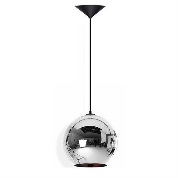 Светильник подвесной Chrome Shade D20 - фото 10005