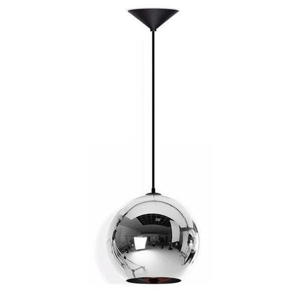Светильник подвесной Chrome Shade D30 - фото 10006