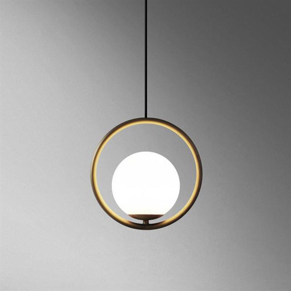 Светильник подвесной HOOP тип A - фото 10163