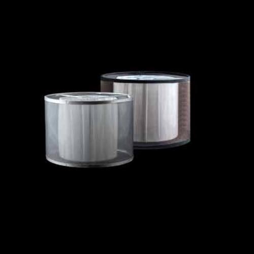 Абажур к 1600/S двойной серебристый / белый плиссированный внутри D18*H25 cm - фото 11176