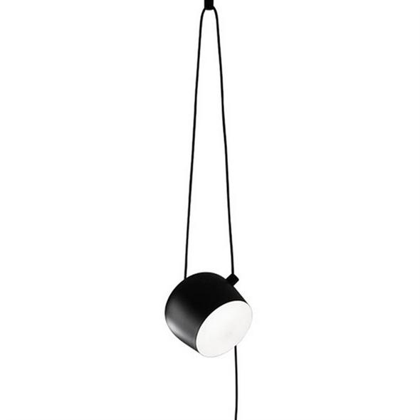 Светильник подвесной  Aim Black - фото 4803