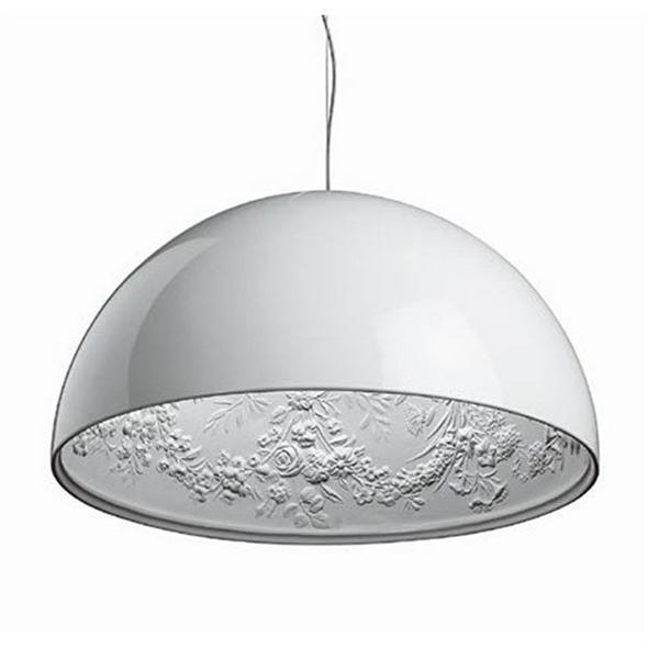 Светильник  Skygarden White D90 - фото 5081