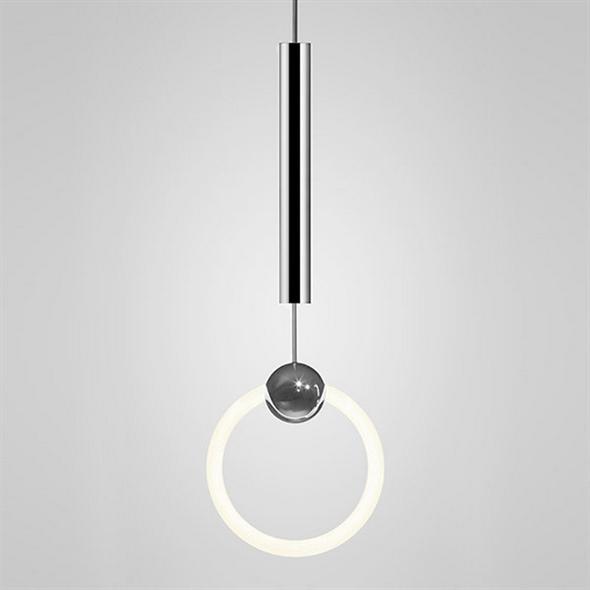 Светильник Ring Light Chrome D30 - фото 5322