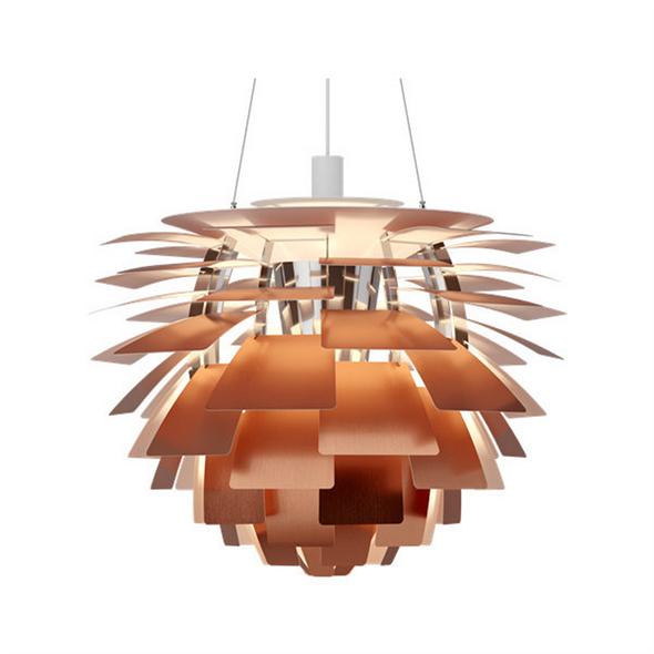 Люстра Artichoke  Copper D60 - фото 5568