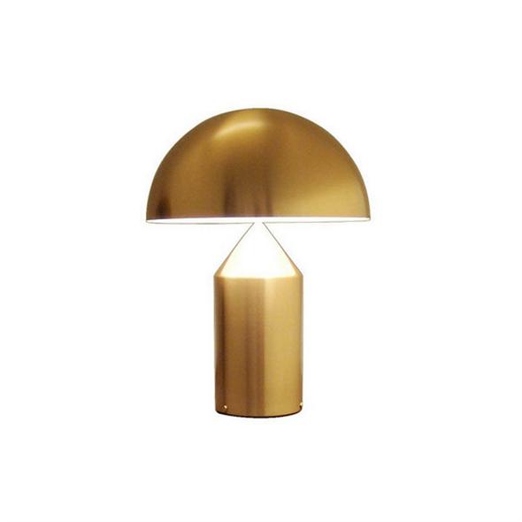 Настольная лампа Atollo Gold D25 - фото 5601