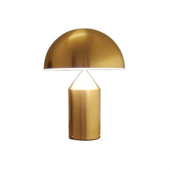 Настольная лампа Atollo Gold D38 - фото 5604