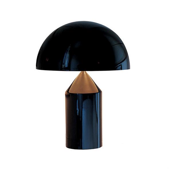 Настольная лампа Atollo Black D50 - фото 5616