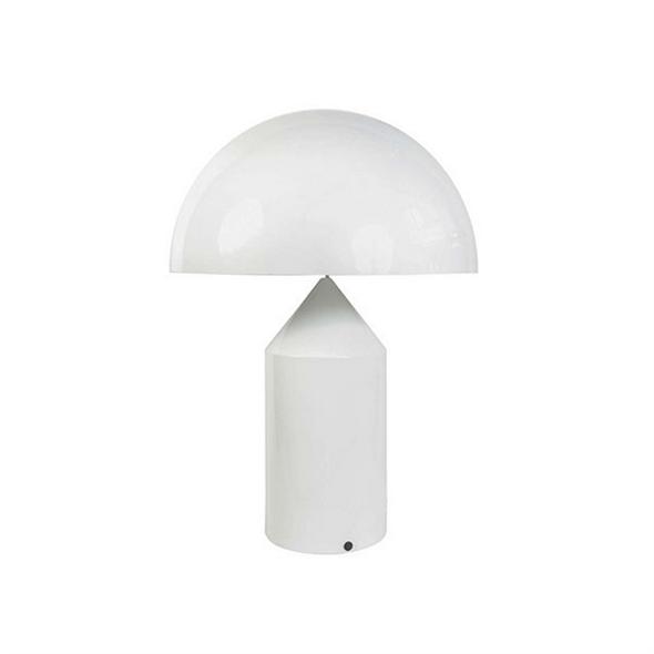 Настольная лампа Atollo White D38 - фото 5622