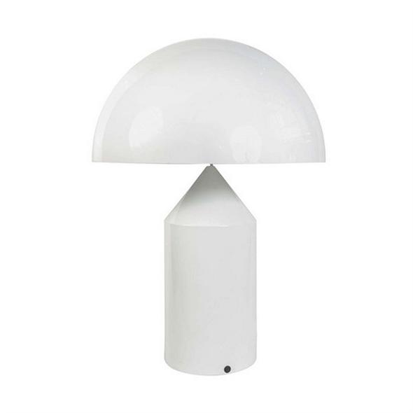 Настольная лампа Atollo White D50 - фото 5625