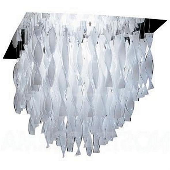 Люстра потолочная  Aura Белый - фото 5695