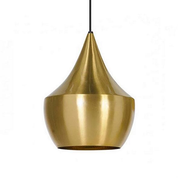Светильник Beat Light Fat Gold - фото 5795