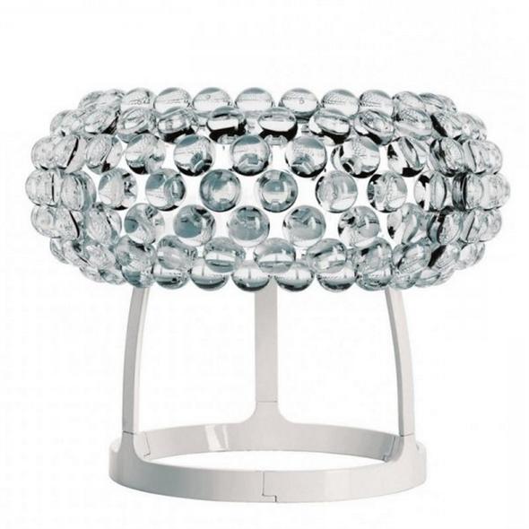 Лампа настольная Caboche Clear D50 - фото 5953