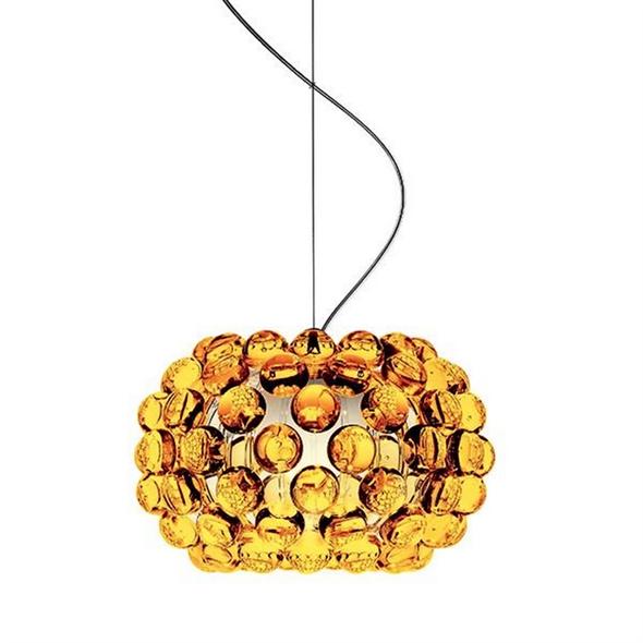 Люстра подвесная Caboche Gold D35 - фото 5962