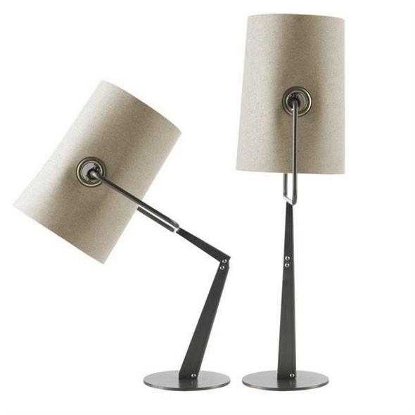 Лампа настольная Diesel Fork  белый - фото 6074