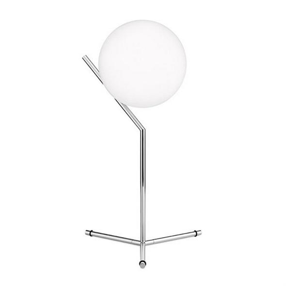 Настольная лампа IC Lighting Table 1 High Chrome - фото 6143