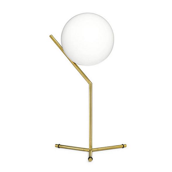 Настольная лампа IC Lighting Table 1 High Gold - фото 6146