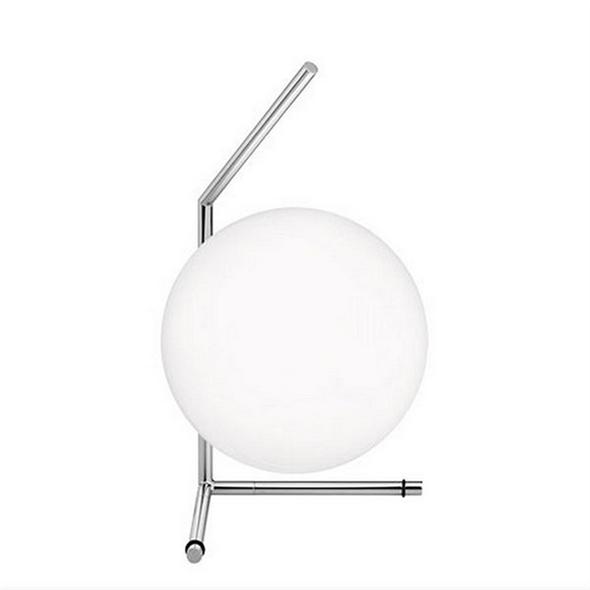 Настольная лампа IC Lighting Table 1 Low Chrome - фото 6155