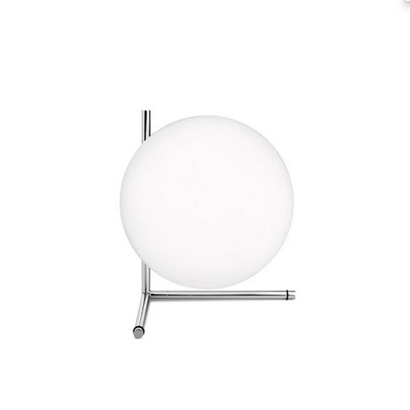 Настольная лампа IC Lighting Table 2 Chrome - фото 6157