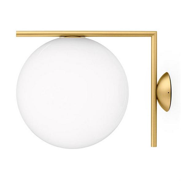 Светильник настенно-потолочный IC Lighting  Wall 2 Gold - фото 6182