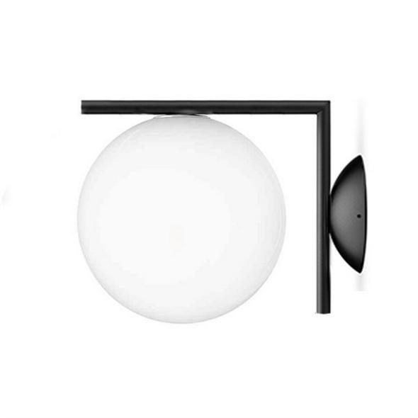 Светильник настенно-потолочный IC Lighting Wall 1 Black - фото 6187