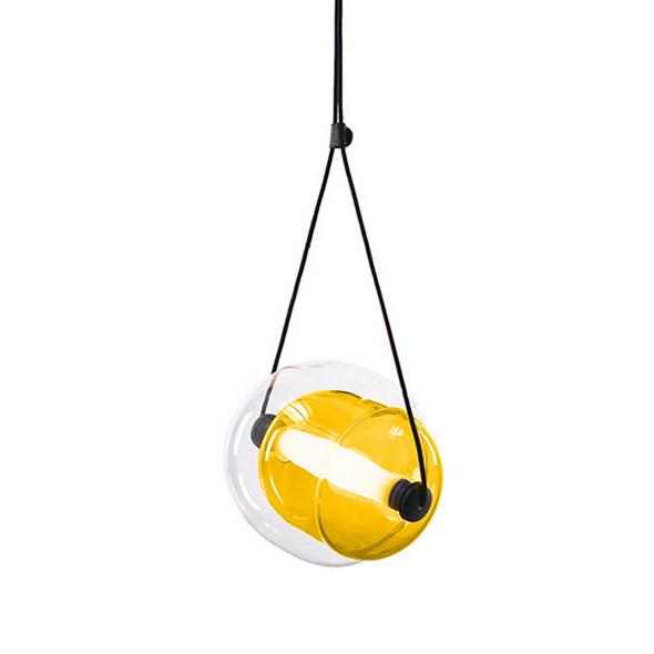 Светильник Capsula Yellow - фото 6385