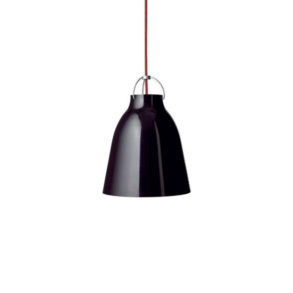 Светильник Caravaggio  Диаметр плафона 20 см Черный - фото 6413