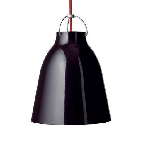 Светильник Caravaggio  Диаметр плафона 30 см Черный - фото 6415
