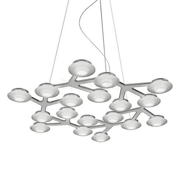 Светильник настенно-потолочный Led Net Circle D77 LED*30 - фото 6439