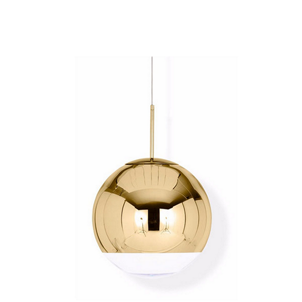 Светильник Mirror Ball Gold D25 - фото 6580
