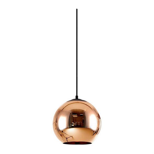 Светильник подвесной Copper Shade D20 - фото 6600