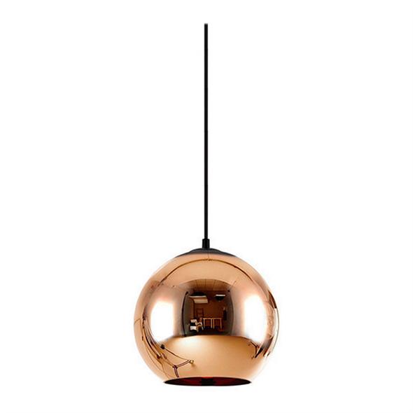 Светильник подвесной Copper Shade D25 - фото 6610