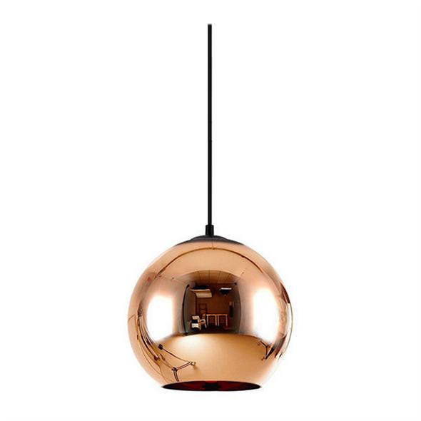 Светильник подвесной Copper Shade D30 - фото 6620