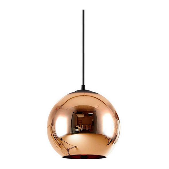 Светильник подвесной Copper Shade D35 - фото 6630