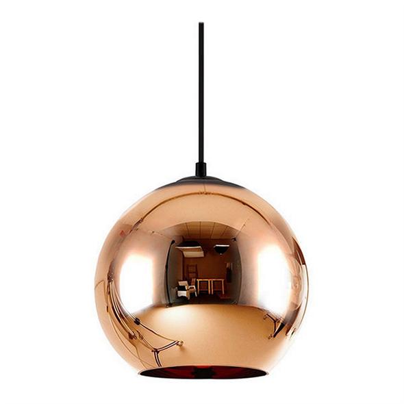 Светильник подвесной Copper Shade D45 - фото 6650