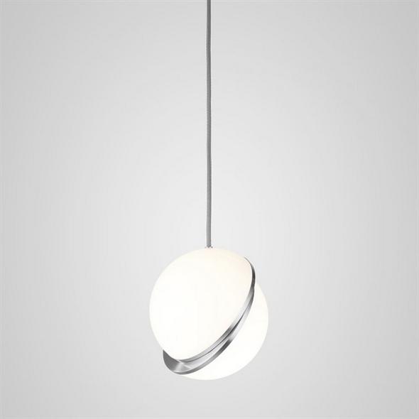 Светильник Crescent Light D40 Chrome - фото 6762