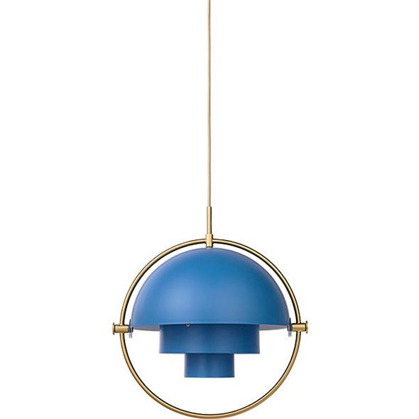 Светильник Multi-lite Pendant Blue - фото 7215
