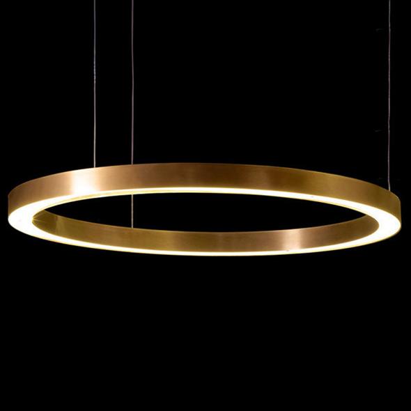 Светильник Light Ring Horizontal D90 Copper - фото 7221