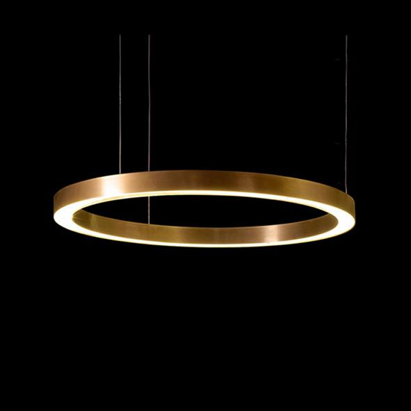 Светильник Light Ring Horizontal D70 Copper - фото 7226