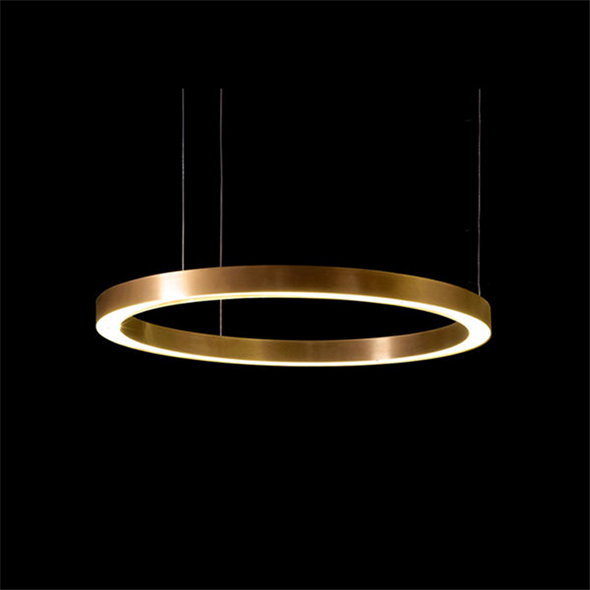 Светильник Light Ring Horizontal D60 Copper - фото 7305