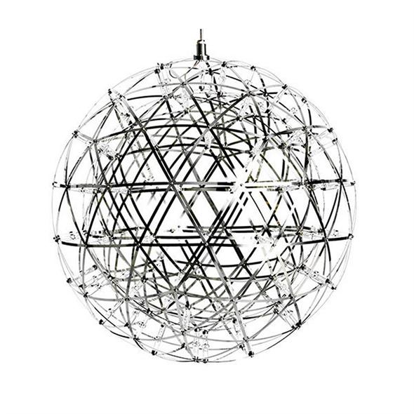 Люстра Raimond Sphere D61 Chrome - фото 7543