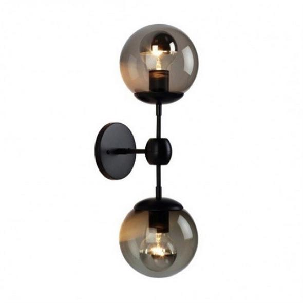 Бра Modo Sconce 2 Globes - фото 7634