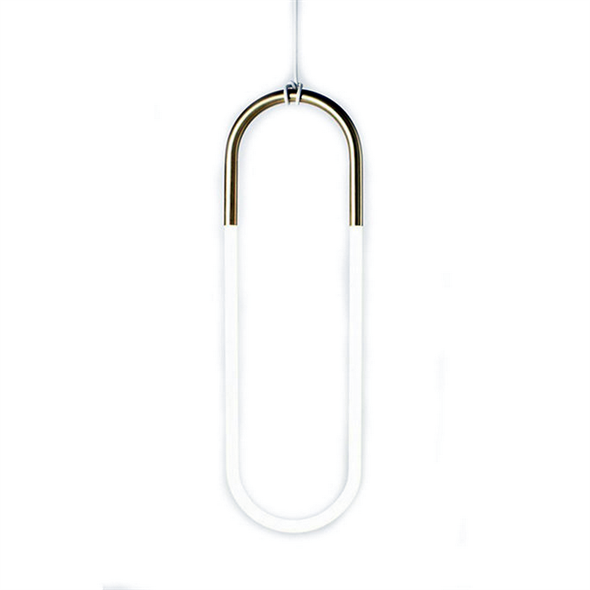 Светильник подвесной Rudi Loop 02 - фото 7758