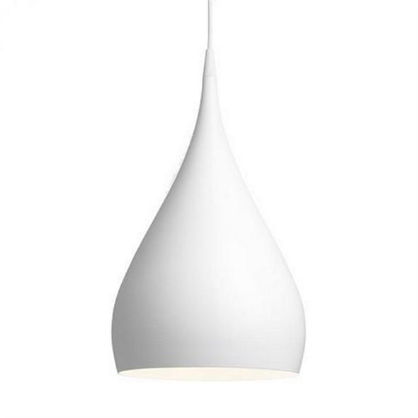 Светильник Spinning Light BH1 White Белый - фото 7920