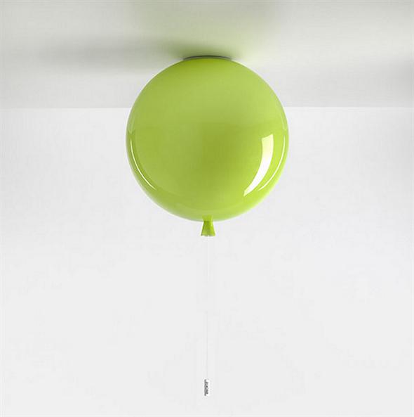 Светильник Memory Ceiling Green D30 - фото 7934
