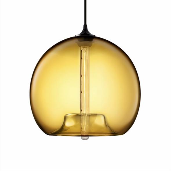 Светильник  Stamen Янтарный - фото 8094