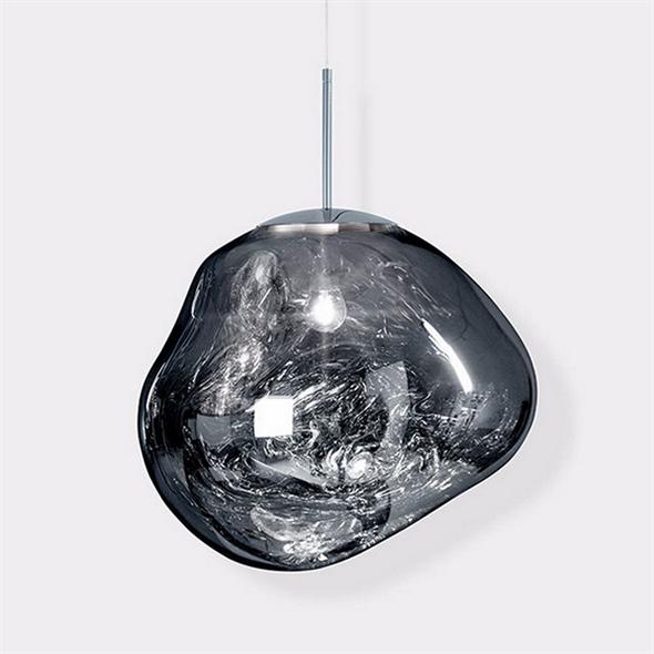 Светильник подвесной Melt Chrome - фото 8198