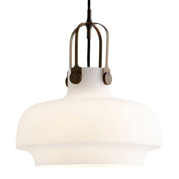 Светильник Copenhagen M Белый - фото 8750