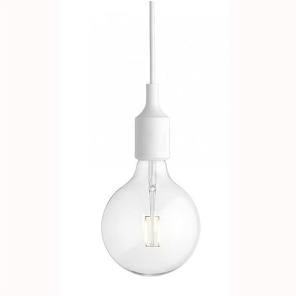 Светильник E27 Color  Белый - фото 9106