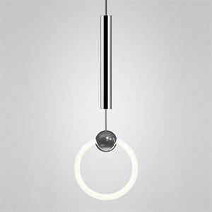 Светильник Ring Light Chrome D20
