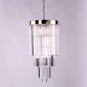 Люстра New York, Gold Clear crystal D40*H80 cm